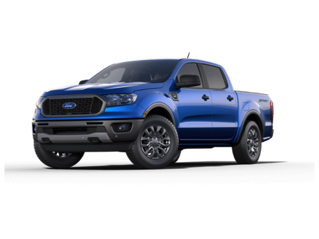 New 2019 Ford Ranger XLT Truck for sale in Cleburne, TX